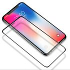 Iphone XS Tempered Glass Screen Protector X Max Xr 8 7 Full Coverage Premium Hd