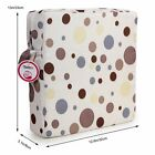 Portable Baby High Chair Travel Booster Seat Pad Mat with Cover For Toddler Kids