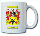 CATCHPOLE COAT OF ARMS COFFEE MUG