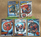 DC MARVEL SUPER-HERO FOIL BALLOON - Batman, Superman, Spider-Man, Avengers