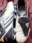 Soccer shoes men football Adidas Absolado Beckham TRX 036915 grey white Nwt 12