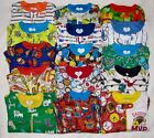 TCP BABY BOY 1PC STRETCHIE FOOTED SLEEPER COTTON PAJAMAS JAMMIES 03-24M 2T-5T