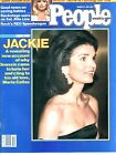 People Magazine JACKIE KENNEDY March 23, 1981 NO LABEL! P-3