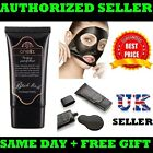 ONE1X Charcoal Activated BLACK MASK Face Blackhead Remover PEEL-OFF MASK 50ml UK