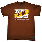 DW Its A Fishing Thing T-SHIRT Fish Gear Fishing Accessorie Gift birthday funny