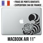 Sticker Macbook Air 11 pouces - Chat Alice