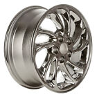 03159+Refinished+Lincoln+Mark+Series+1995%2D1998+16+inch+Wheel+Right+Chrome