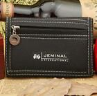 Mens Wallet Canvas Coin Bag Trifold ID Cards Bag Storage Case Casual Sports Bag
