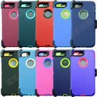 For Apple iPhone 7 Plus Case Cover w/(Belt Clip fits Otterbox Defender series)