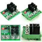 80A Automatic Low Voltage Disconnect Module LVD, Protect/Prolong Battery Life.