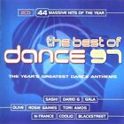 THE BEST OF DANCE 97 - 2 X CDS UNMIXED 90S HOUSE TRANCE DANCE CHART RAVE CDJ DJ