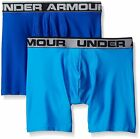 "NWB Under Armour Men's Original Series 6"" Boxerjock - 2-Pack"