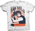 Star Wars - T-Shirt Han Solo I'm in it for the money - Licence officielle !