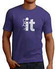F*ck It Men's Funny Offensive T-Shirts 14 Colors Sizes Small to XX-Large.