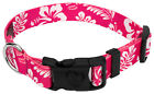 Country Brook Design® Deluxe Dog Collar - Hawaiian Collection
