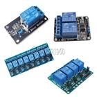 5V 1/2/4/8 CH Relay Board Module Optocoupler LED for Arduino PiC ARM AVRC