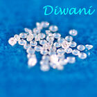 0.11 to 0.41 Ct 50 to 200 Pcs 0.7 - 0.9mm 100% Natural White Tiny Loose Diamonds