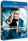 DIAMONDS ARE FOREVER (JAMES BOND) - BLU-RAY - REGION B UK £9.58 GBP