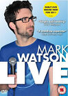 MARK WATSON LIVE - DVD - REGION 2 UK
