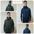 Mens Designer Nicholas Deakins Winter Waterproof Jacket Coat Hooded Peter Storm