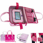 "Kids Childrens Girls Handbag Storage Travel Bag For Kurio Smart 8.9"" Tablet"