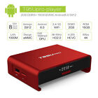 T95U PRO Android Smart TV Box Amlogic S912 Octa core 2G 16G Media Player