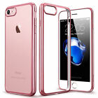 For New iPhone 7 Case Transparent Crysta...