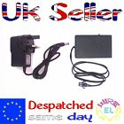 MAINS POWERED Driver 5-15m EL Wire or 100 - 400 squ cm EL Tape + Portable Option