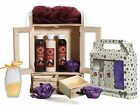 BRUBAKER Beauty Gift Set with Wooden Cabinet - 15 pieces - many Fragrances