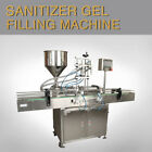 110V Automatic Double Head Automatic Sanitizer Gel Filling Machine By Sea
