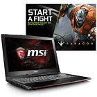 "MSI GP62MVR 15.6"" FULL HD IPS-Level CORE i7 GTX 1060 VR-READY GAMING LAPTOP"