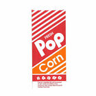 Retro Gold Medal Popcorn Paper Bags Small Ideal For Kids Parties