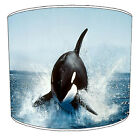 Whale Lampshades Ideal To Match Killer Whale Duvets Whale Wall Decals & Stickers