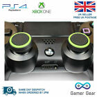 2 x Striped Rubber Thumb Stick Cover Grip for PS3 PS4 XBOX One Analog Controller
