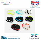 2 x Striped Rubber Thumb Stick Cover Grip for PS4 XBOX One...