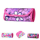 Lady Pouch Knit Crocheting Needle Case Print Crochet Hook Holder Organizer Bag A