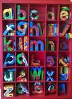 BNWT Wooden Lower Case Jungle Letters for sticking to Walls Plaques Furniture