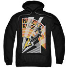"Power Rangers ""Black Ranger Deco"" Hoodie, Crewneck, Long Sleeve"