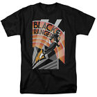 "Power Rangers ""Black Ranger Deco"" T-Shirt or Tank - Adult, Child, Toddler"