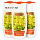 Value Pack of 3 Amla Shikakai Shampoo-Hairfall & Damage Control (110mlx3) FS