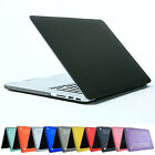 Matte Frosted Hard Shell Case Protect For Apple MacBook Pro Retina 13.3''15.4''
