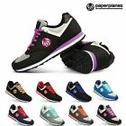 Paperplanes PP1336 Womens Lace Up Running Shoes Sport Athletic Sneakers Trainers