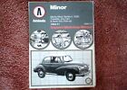 VINTAGE CAR REPAIR MANUALS & OTHER  click on SELECT to browse or order