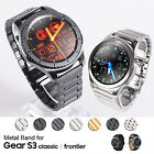 Stainless Steel Metal Watch Band Strap for Samsung Gear S3 Classic Frontier US