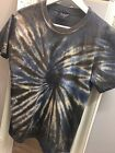 Reclaimed Vintage T-shirt Acid Wash T-Shirts Seamless 100% Cotton (AS-11/2)