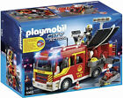 Playmobil City Action 5363 Fire Engine with Lights and Sound