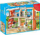 Playmobil 6657 City Life Furnished Children's Hospital (4+)