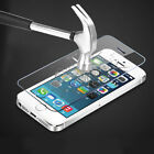New Premium Real Tempered Glass Screen Protector guard For iPhone 5S 6S 7 Plus