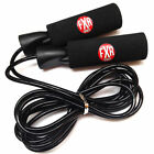 Bulk Sets of FXR SPORTS FOAM HANDLE JUMP ROPE SKIPPING FITNESS BOXING EXERCISE