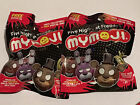 (2)My Moji FIVE NIGHTS AT FREDDY'S blind mystery bag vinyl collectible figure